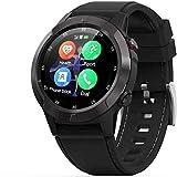Smartwatch hombres deportes relojes inteligentes frecuencia cardíaca presión arterial altitud presión aire al aire libre brújula GPS posicionamiento inteligente reloj impermeable IP68 fitness Tracker