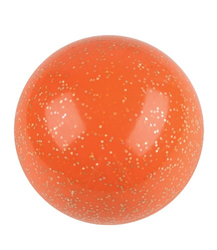 GRAYS International Glitzer Hockey Ball, Herren, Orange, 5.5 oz