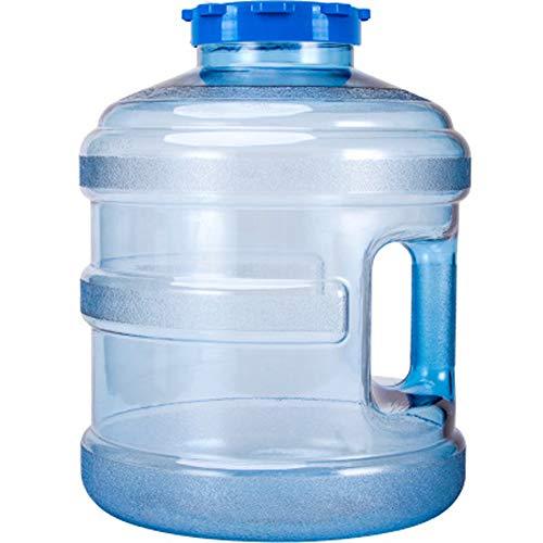 KGDC Runder Wasserträger, Trinkwasserfass aus reinem Eimer, Selbstfahrender Wasserspeichereimer für den Außenbereich, großer Durchmesser