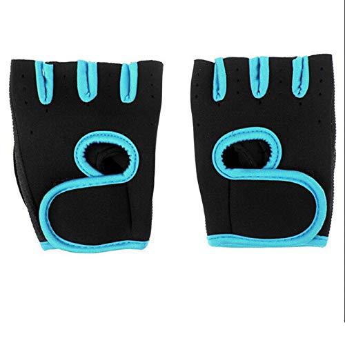 LLZGPZST Tactische handschoenen Sport Antislip halve vingerhandschoenen voor mannen vrouwen gewichtheffen vissen zeilen kajakkrijden golf vingerloze vingerloze