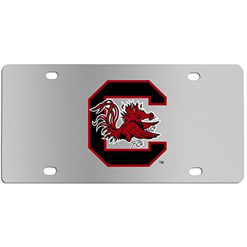 Siskiyou Sports S. Carolina Gamecocks Steel License Plate, Standard