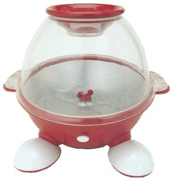 Best Bargain Back to Basics PD5RED Disney Popcorn Popper (Discontinued by Manufacturer)