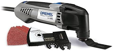 Dremel MM30-03 2.5-Amp Multi-Max Oscillating Tool Kit with 17 Accessories