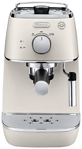 De'Longhi ECI 341.W DISTINTA Espressomaschine, Cappuccino-Aufschäumdüse