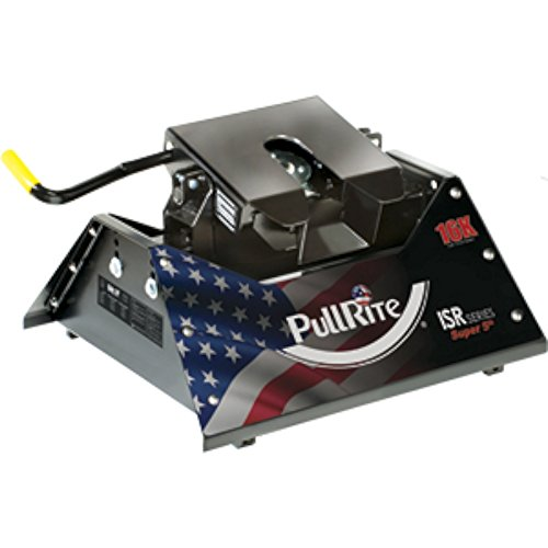 PullRite 1900 Super 5th Industrial Standard Fifth Wheel Hitch - 16K Load Capacity