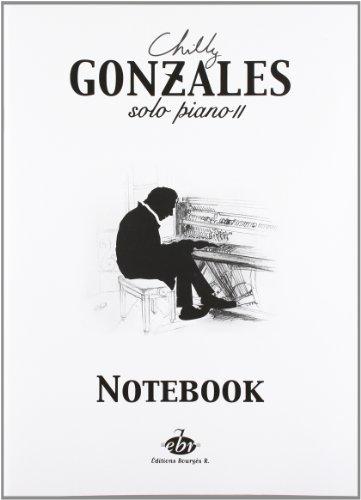 Solo Piano II - Notebook: Noten für Klavier