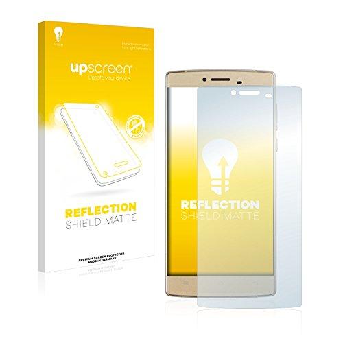 upscreen Entspiegelungs-Schutzfolie kompatibel mit Cubot S600 – Anti-Reflex Bildschirmschutz-Folie Matt