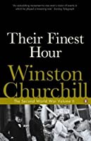 The Second World War. Their Finest Hour (v. 2) by Winston S. Churchill(2008-03-01)