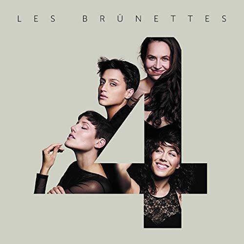 Les Brünettes: 4 (Digipak) (Audio CD)