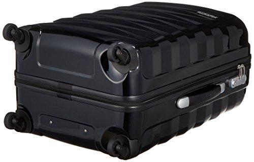 [アメリカンツーリスター]スーツケースキャリーケースクリスタライトスピナー69保証付70L60cm4.1kgブラック