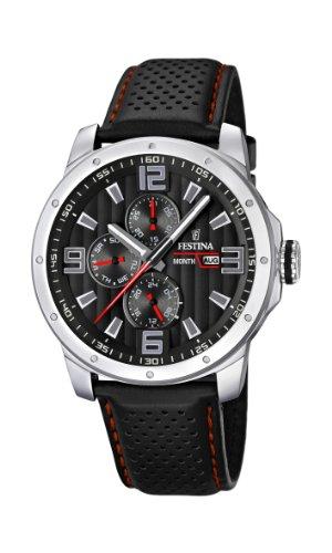 Festina F16585/8 Chrono Bike 2012 - Reloj analógico de cuar
