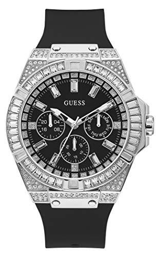 Guess Zeus - Reloj multifunción para hombre, diseño moderno, cód. GW0208G1