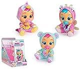Bebés Llorones Surtido de 3 Pijamas: Libélula, Loro y Oso - Accesorios muñeca...