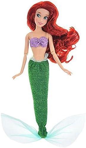 [Disney offizielle] classic doll Ariel (Disney Princess Puppe Waren) echte