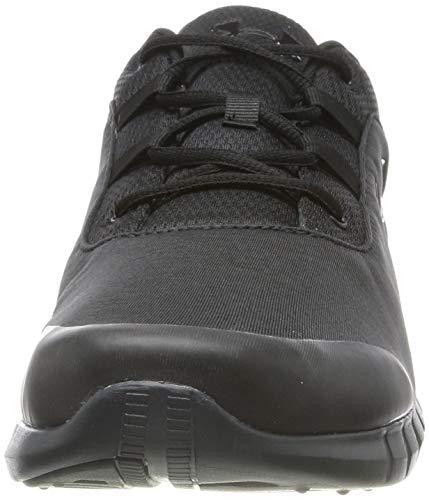 Under Armour UA Mojo, Zapatillas de Running Hombre, Negro (Black/Anthracite), 41 EU
