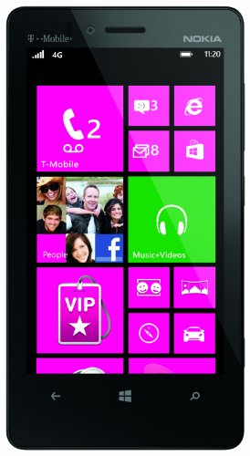 Nokia 810 4g windows phone t mobile for Window 4g mobile