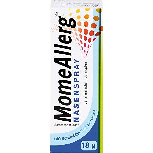 MomeAllerg Nasenspray 50 µg/Sprühstoß, 18 g Lösung