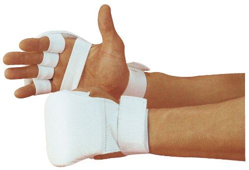 KWON Karatehandschutz Competition, Weiß, M, 4008102
