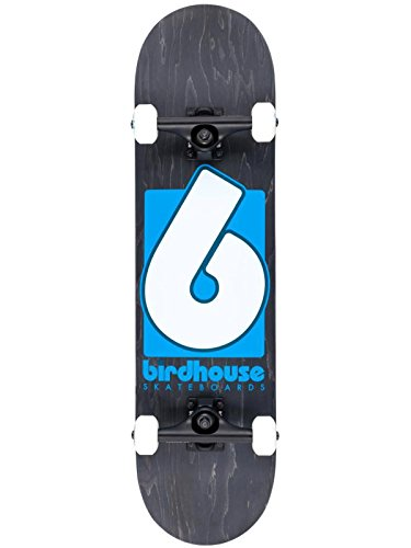 Skateboard Set Completo Birdhouse B Logo - 8 Inch Nero (Default , Nero)