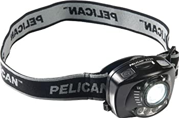 Pelican 2720 LED 200 Lumen Headlight with Gesture Activation Control White