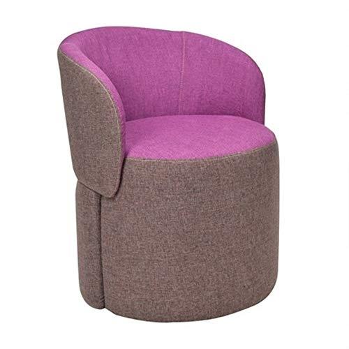 PanYFDD Kindersofas Kindermöbel Kreative Sofa Hocker Runde Kindersofa Stuhl Ottoman Chaise Enfant Großhandel Sitzsäcke / 17x17x25,6 Zoll Haushalt, Wohnzimmer (Color : A4)