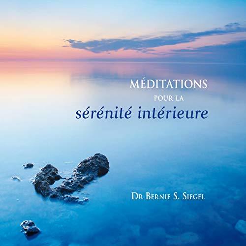 Méditations pour la sérénité intérieure cover art