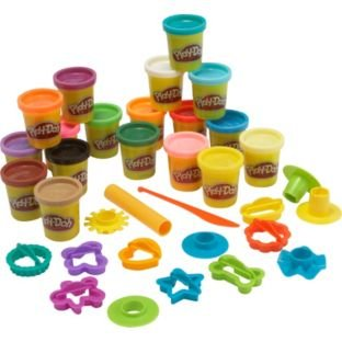 Play-Doh Super Rainbow Value Pack