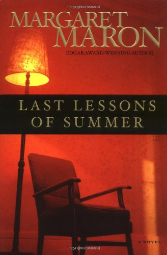 Download Last Lessons of Summer (Maron, Margaret) 0892967803