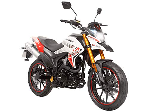 Moto Carabela GX 250 Blanco