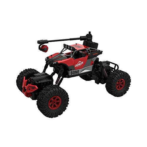 RC Toy car Racing Model Toy carLYXXC Remote Control Bigfoot Children Toy Truck, 4WD Camera Waterproof Climbing Car Scout Car Toy, Children Toy Car, Best Gift for Boys and Girls