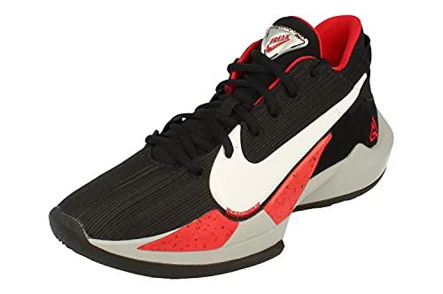 Nike Zoom Freak 2, Black/White-off Noir, 10