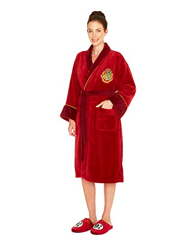 Groovy Platform-Hog-Express-Ladies-Bathrobe Bata de Mujer