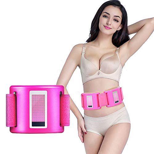 GUOXL Electric Slimming Belt Massage Fitness Belt Weight Exercise Massage Vibration Slimming For Men And Women