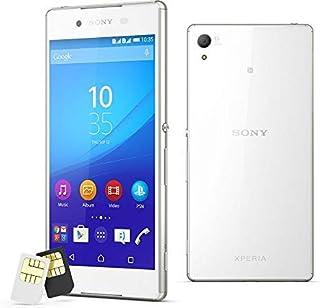Sony Xperia Z3 Plus Dual Sim - android 7.1.1 (Nougat) 4G LTE, White