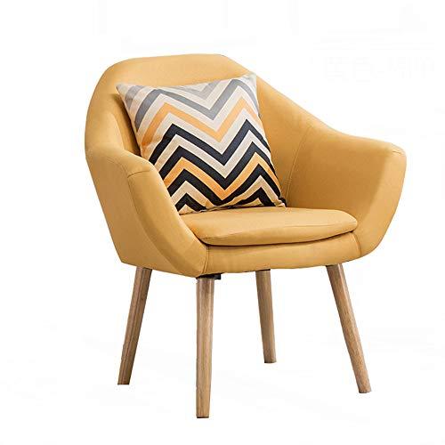 Nordic chaise en bois massif café décontracté simple à manger chaise chaise chaise de bureau restaurant chaise en bois massif (Couleur : G)