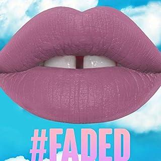 lime crime faded lipstick