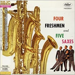 Best four freshmen and five saxes Reviews