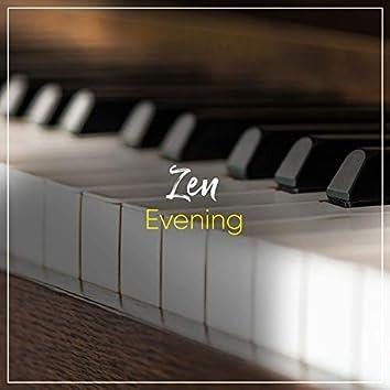 Zen Evening Piano Music