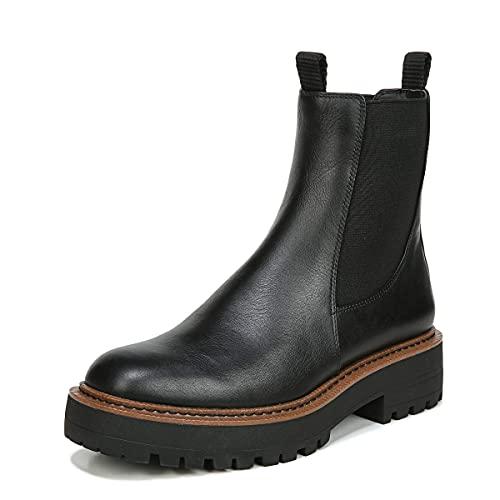 Sam Edelman Women's Laguna Chelsea Boot Black 8 Medium