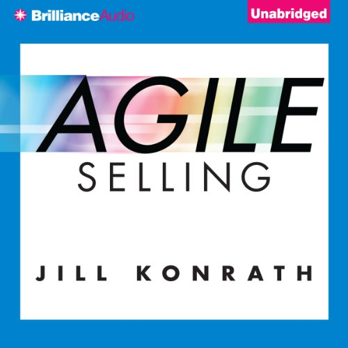 Agile Selling audiobook cover art