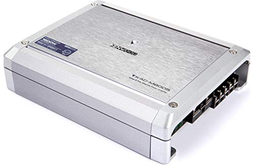 Kenwood Kac-M8005 5-Channel Power Amplifier