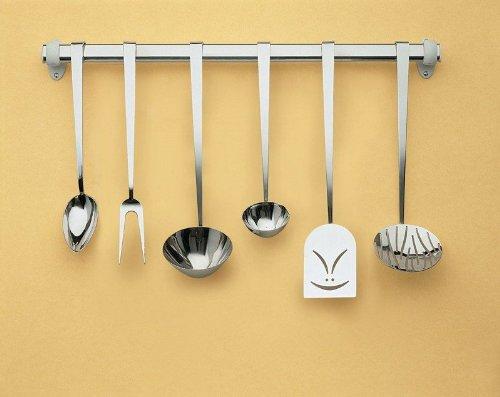 Alessi Faitoo Set d'ustensiles de Cuisine