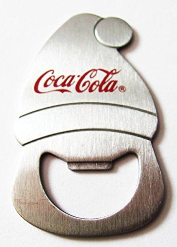 Coca-Cola - Flaschenöffner in Mützenform