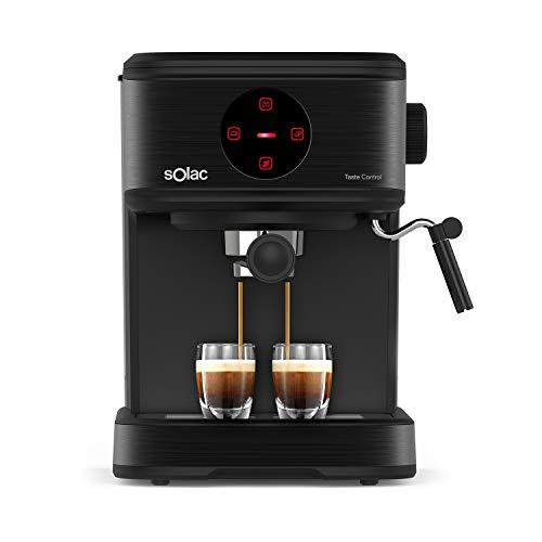 Solac CE4498 Taste Control: Cafetera espresso
