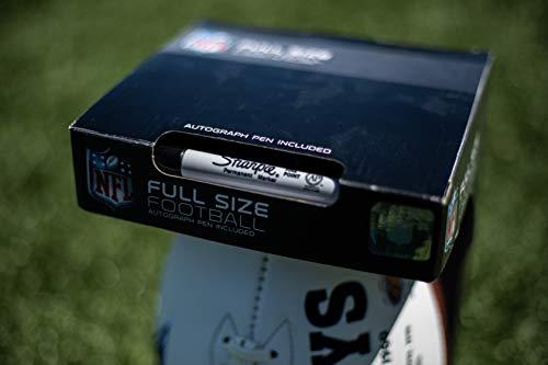 NFL Signature Series Full Regulation-Size Football, Dallas Cowboys