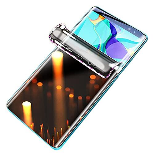 Iiseon Privacy Pellicola in idrogel Protettiva per Samsung Galaxy S20 Ultra 5G/4G, 2 Pezzi Anti-Spia Morbido TPU Protezioni per Lo Schermo [Copertura