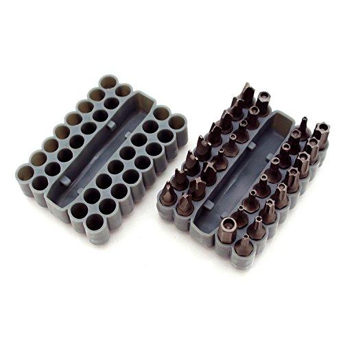 Preisvergleich Produktbild Bit-Satz hochwertiger S2 Stahl 32-teilig