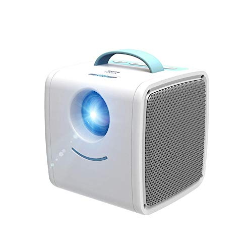 Buy Bargain Projector Portable Mini LCD Projector 30 Lumens 1080P Childrens Education Projector LED ...