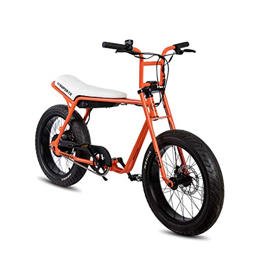Super 73 Z1 Astro Orange Electric Bike review