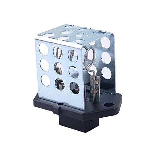 LIZCX YAOQIHAI Ventilador de refrigeración Resistencia Módulo de relé Fit CFocus 00-07 Contorno Nueva 2 Pin (Color : As Shown)